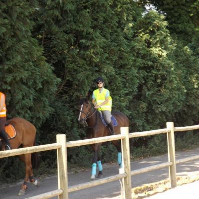 Randonnee a cheval