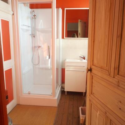 Salle de bain chambre de mathieu
