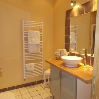Salle de bain orient